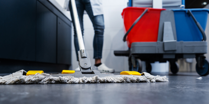 Commercial Janitorial Services in Winston-Salem, North Carolina
