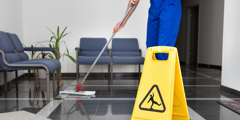 Floor Cleaning in Winston-Salem, North Carolina