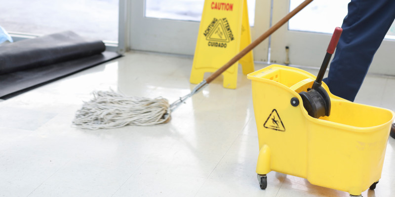 Office Building Cleaning in Winston-Salem, North Carolina