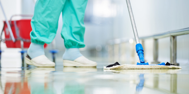 Medical Facility Cleaning in Winston-Salem, North Carolina