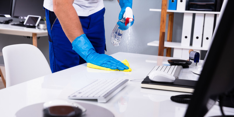Office Cleaning Companies Keep Your Office Clean